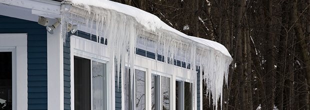 Ice Dam Removal  | Excel Window Cleaning Company Inc. - Minneapolis, MN